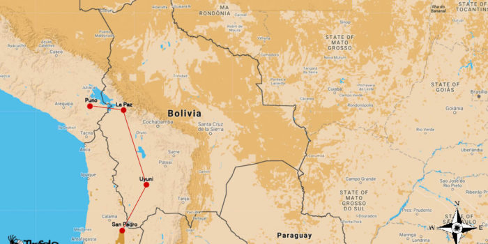 bolivia-map-thesolobackpacker