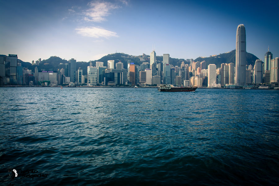 hong-kong-island-view-from-kowloon-TheSoloBackpacker