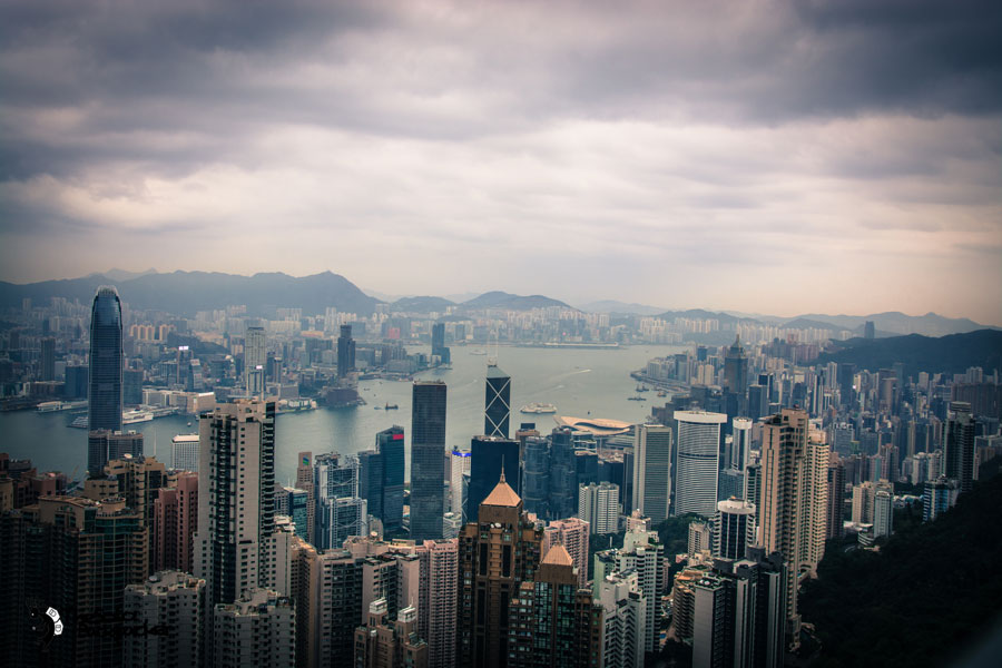 hong-kong-island-view-from-victoria-peak-TheSoloBackpacker