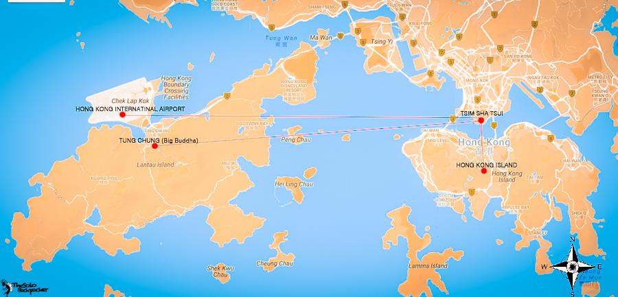 Hong Kong-map-thesolobackpacker.world