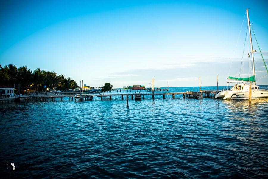 Caye Caulker Belize backpacking itinerary