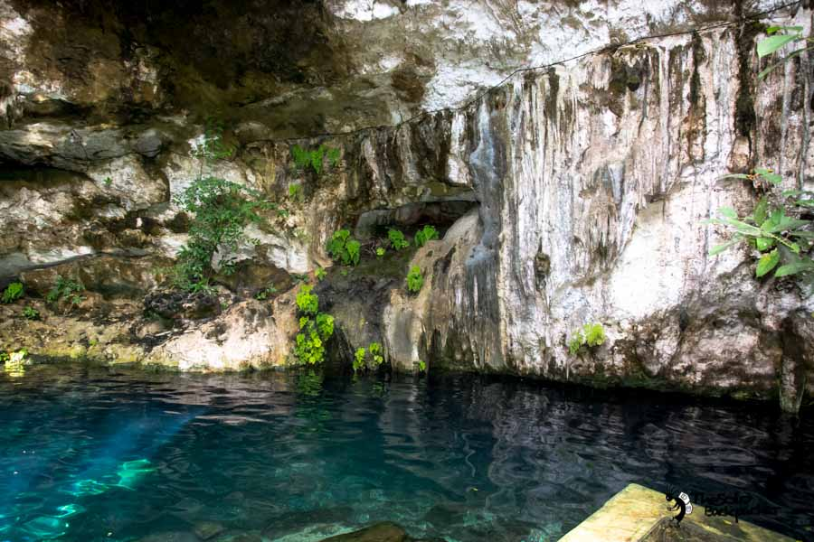 Homun Cenotes de Homun yaxbacaltun, Mexico backpacking itinerary