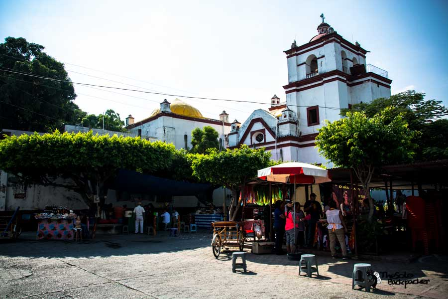 Chiapa de Corzo town Mexico backpacking itinerary