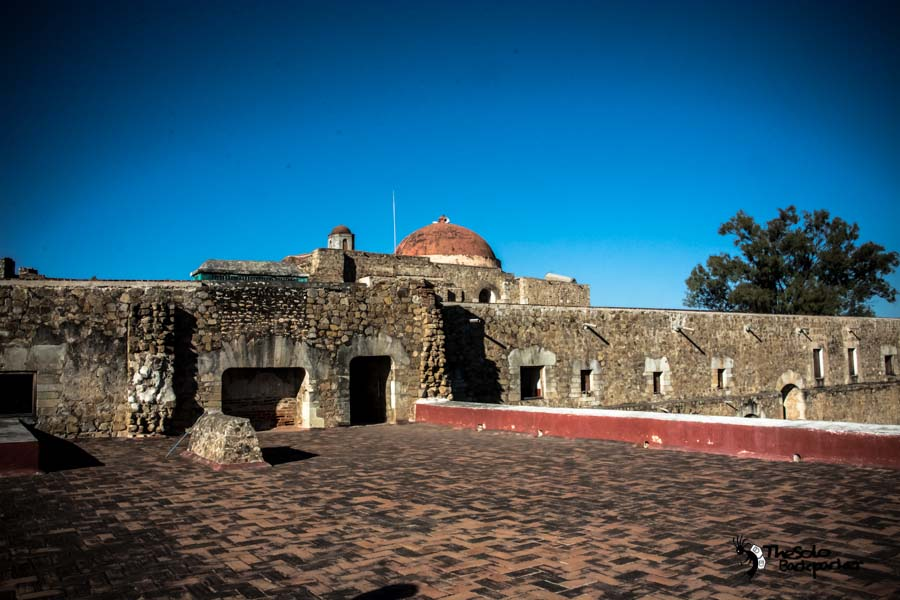 Cuilapam de Guerrero Monte Alban day tour Mexico backpacking itinerary