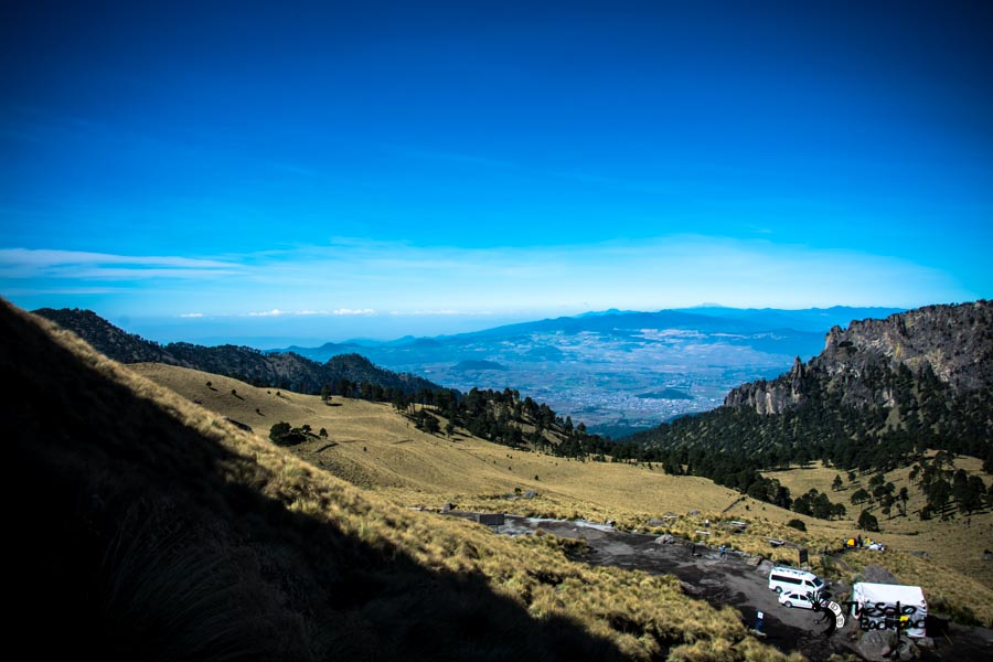 hikeing Iztaccíhuatl Mexico backpacking Itinerary