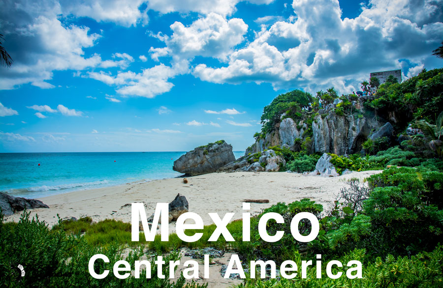 Mexico backpacking itinerary