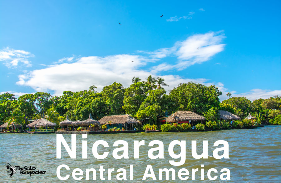 Nicaragua backpacking itinerary, The Solo Backpacker