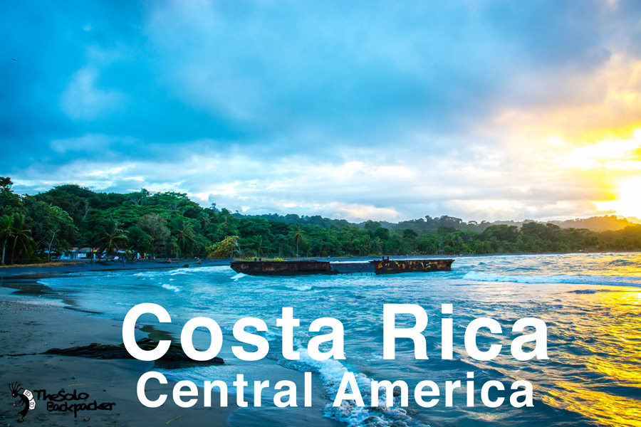 Costa Rica Backpacking Itinerary TheSoloBackpacker
